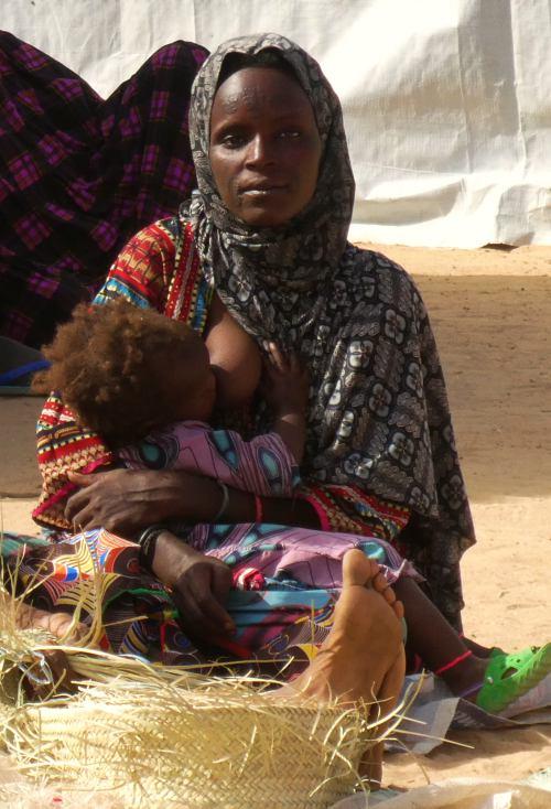 Una chica en Maiduguri