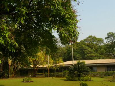 The International Institute of Tropical Agriculture de Ibadan