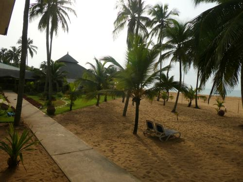 La Casa del Papa en Oudja (Benin)
