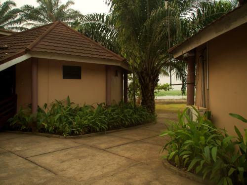 Hotel Le Palais en Porto Novo