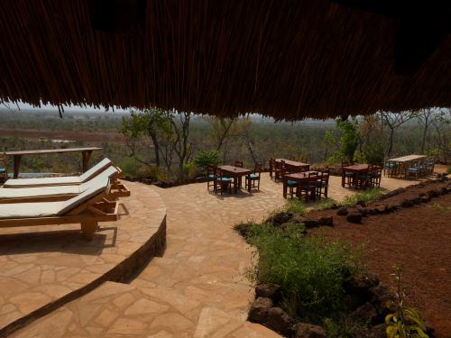 El resort de la Pentair (Benin)