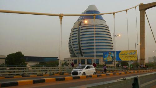 El Burj al-Fateh de Khartoum (Jartum)