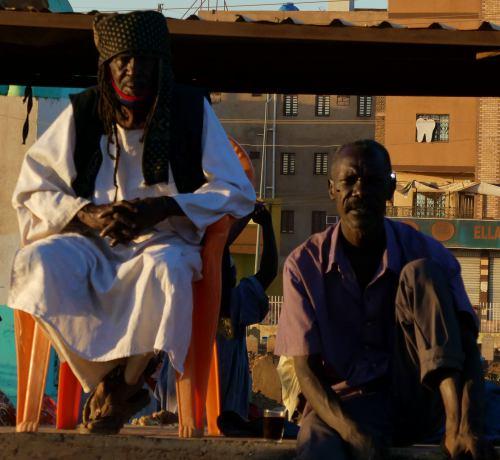 Derviches en Khartoum (Jartum)