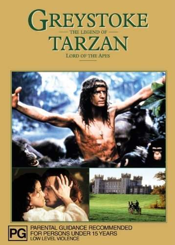Greystoke la leyenda de Tarzán el rey de los monos