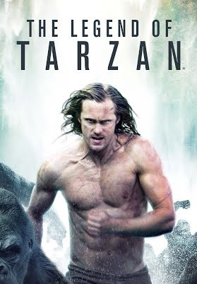 La leyenda de Tarzán 2016