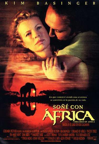 Soñe con África