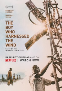 El niño que domo al viento