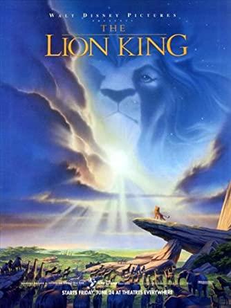 El rey leon 1994